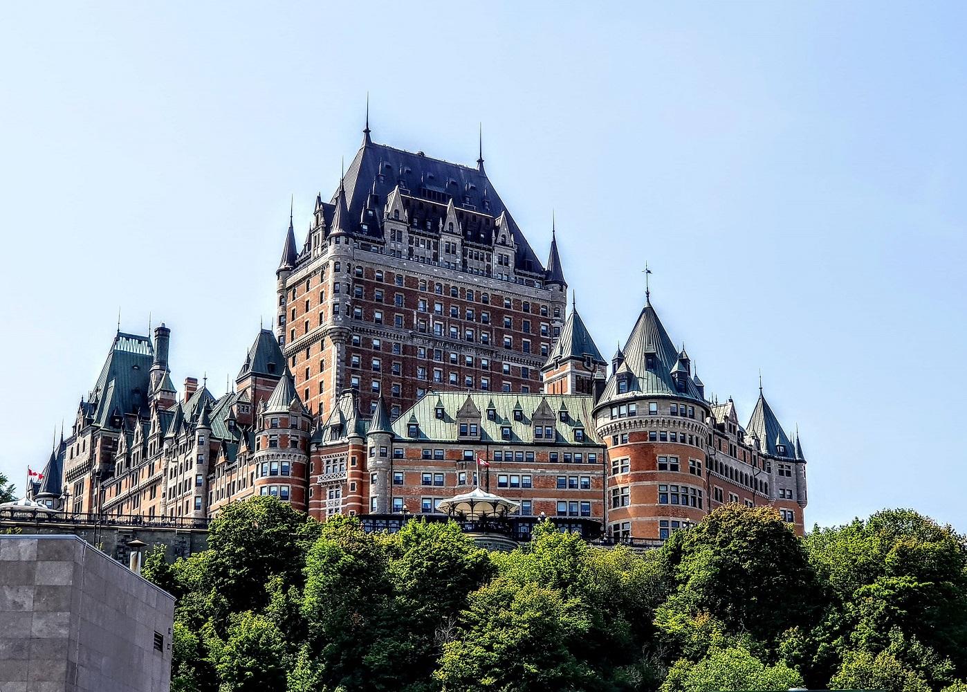 Quebec building